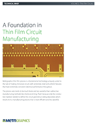 Thin Film Tech Brief